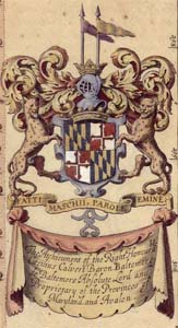 Cecil Coat of Arms